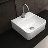 Waschbecken Normal 02C | aufgesetzt installiert