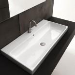 Waschbecken Normal | Einbauwaschtisch | 100cm