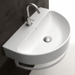 Halbkreis-Waschbecken Normal | 60cm