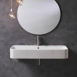 Waschbecken Cosa 100.45| Aufsatz- oder Wandwaschtisch | 100cm
