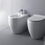 Axaone | Standbidet Serie Glomp | weiß glänzend
