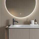 Axaone Regolo | Waschtischmöbel | 87x48 | weiß matt | visione matt