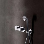 Fantini Handbrauseset Icona | chrom
