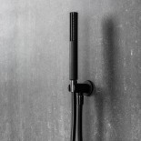 Fantini Handbrauseset 8051   schwarz matt