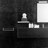 Fantini Young | Handtuchhalter mit zwei Stangen | 45cm | chrom