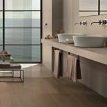 Handtuchhalter Linea | chrom | Ambiente Serie Riviera
