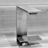 Treemme Einhebelmischer 5mm | Edelstahl gebürstet