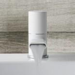 Treemme Nano | 3cm hoch | 8cm Auslauf | weiß