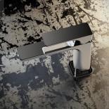Treemme | Einhebelmischer Hask | chrom glänzend | Auslaufhöhe 10mm
