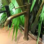 Treemme | Einhebelmischer Up | oxido | Auslaufhöhe 170mm | lange Auslauflänge: 150mm