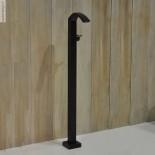 Standarmatur Arche | schwarz matt | Standardauslauf