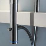 Treemme | große Brausearmatur Blok | optionale LED Anzeige mit elektronischer Steuerung