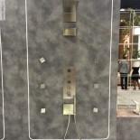 Treemme Brauseinstallation 5mm | Edelstahl gebürstet