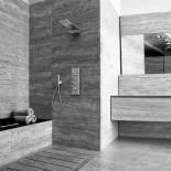 Treemme Duscharmaturen Serie 5mm | Edelstahl gebürstet