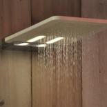 Regenbrause Light | mit Option LED Licht