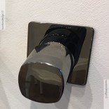 Unterputzmischer Haptic | schwarzchrom