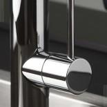 Küchenmischbatterie Diametrotrentacinque | chrom | Einhandbedienung