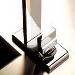 Ritmonio Spültischmischer Zenit | 1-Loch mit Joystick auf Grundplatte