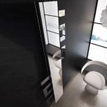Objektheizkörper Ciabo Mirror | ausgezogene Heizelemente