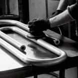 Scirocco Graffe   125cm   Produktion in Gattico, Italien