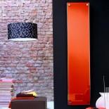Scirocco | Wandheizkörper New Dress  | 40x180 | Abdeckung aus Glas
