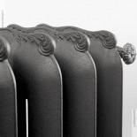 Scirocco | Tiffany L950 | Oberflächenoption Gusseisen roh