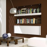 Scirocco | Wandheizkörper Light | 180x48 | Ambiente Wohnbereich