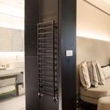 Handtuchtrockner Winter | Höhe: 114 cm | Breite: 50 cm | Mandarin Hotel Milano