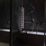 Handtuchtrockner Winter | Höhe: 82 cm | Breite: 50 cm | Mandarin Hotel Milano