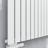 Heizkörper Arezzo 60 | weiß | 1071mm x 600mm