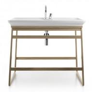 Holzuntertisch Slitta