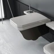 Wand-WC Serie Flat