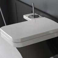 WC-Sitz Serie Flat