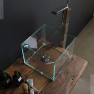 Mini-Waschschale Glass