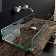 Aufsatzwaschschale Glass