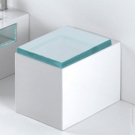 Stand-WC Serie Glass
