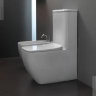 Spülkasten-WC Serie Brio