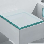 WC-Sitz Serie Glass
