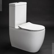 Spülkasten-WC Glomp