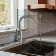 Küchen-Brausemischer 40mm