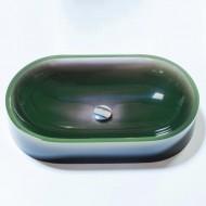 Waschschale Oval