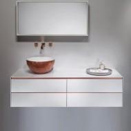 Waschtischkonsole M2 Linea 4A