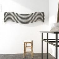 Wand-Heizkörper Wave