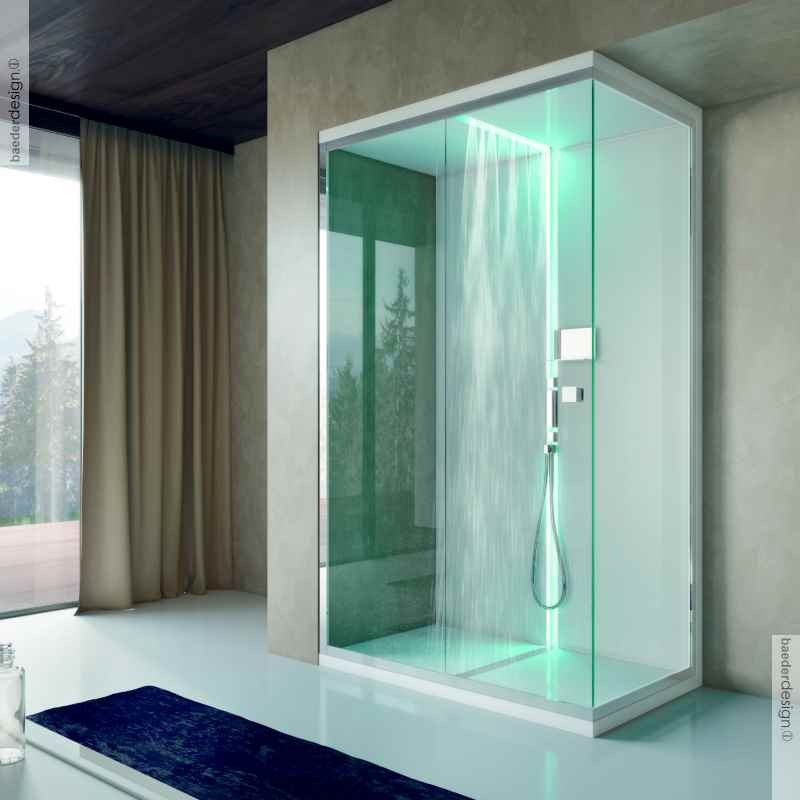 Gruppo Treesse   Komplettdusche Scuretto   Design: Marc Sadler ...