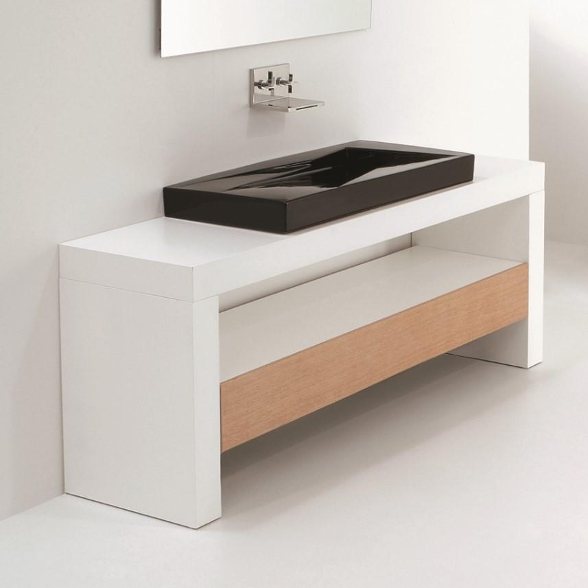 gsg ceramic design waschtisch unterbau banc 175 x5cm x75cm. Black Bedroom Furniture Sets. Home Design Ideas