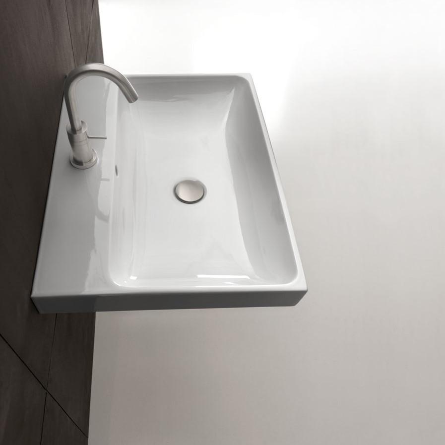 Axaone Waschbecken Normal 60cm 80cm 100 Cm Design Romano