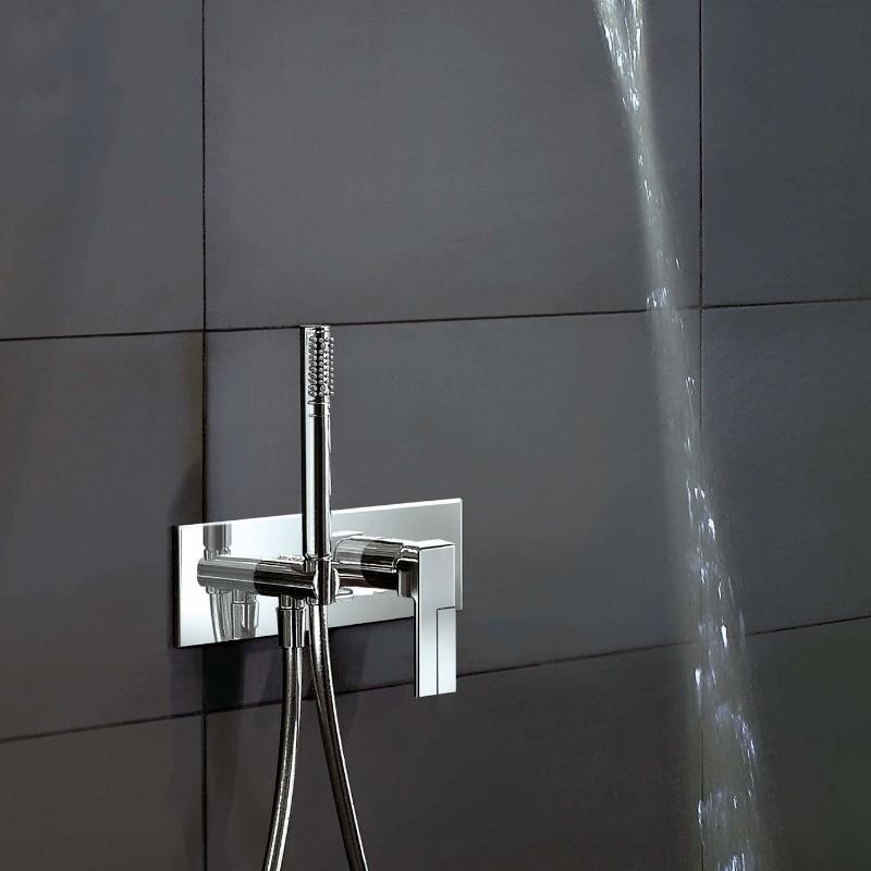 Duscharmatur Unterputz unterputz wannen-/brausemischer ar/38 | mit handbrause sun | design