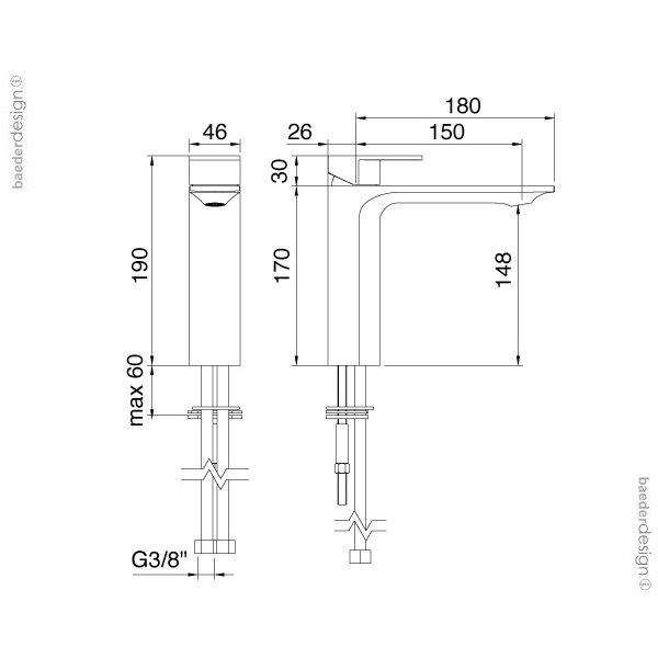 Treemme | 2227 | Technische Zeichnung