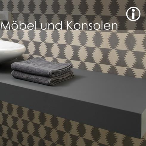 GSG Ceramic Design | Möbel und Waschtischunterbauten