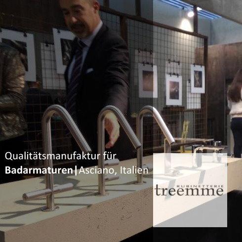 treemme | Badarmaturen aus Asciano, Italien